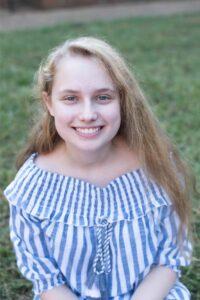 patient Anastasia after treatment Williamsburg orthodontist